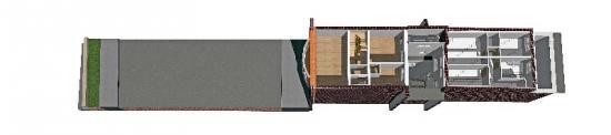 Réhabilitation d'un immeuble à appartements